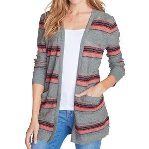 NWOT $70  Eddie Bauer Boyfriend cardigan sweater